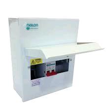 Niglon Metal Clad Board 100A 8 Mod 4 Free Ways Inc SPD