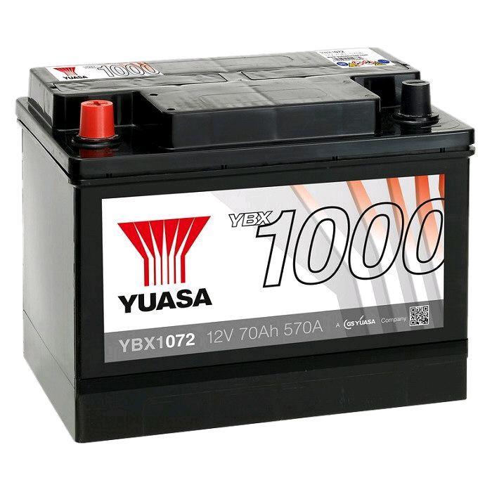 Yuasa 12V 70Ah 570A Battery