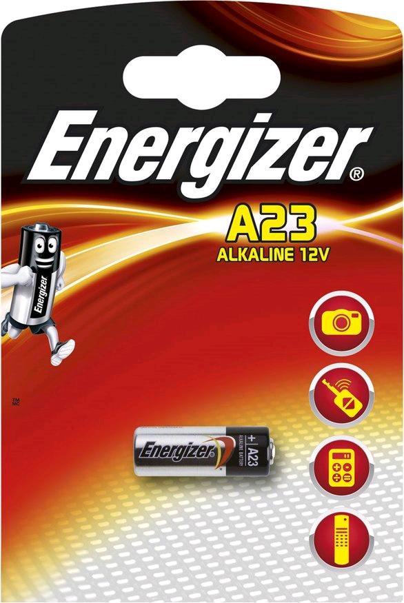 Energizer Battery 12Volt Equivalent to LRV08 S543