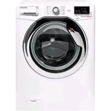 Hoover Washing Machine 8Kg 1500 Spin Speed c/w Chrome Door