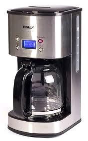 Igenix Digital Filter Coffee Maker 10 Cup 1.5litre