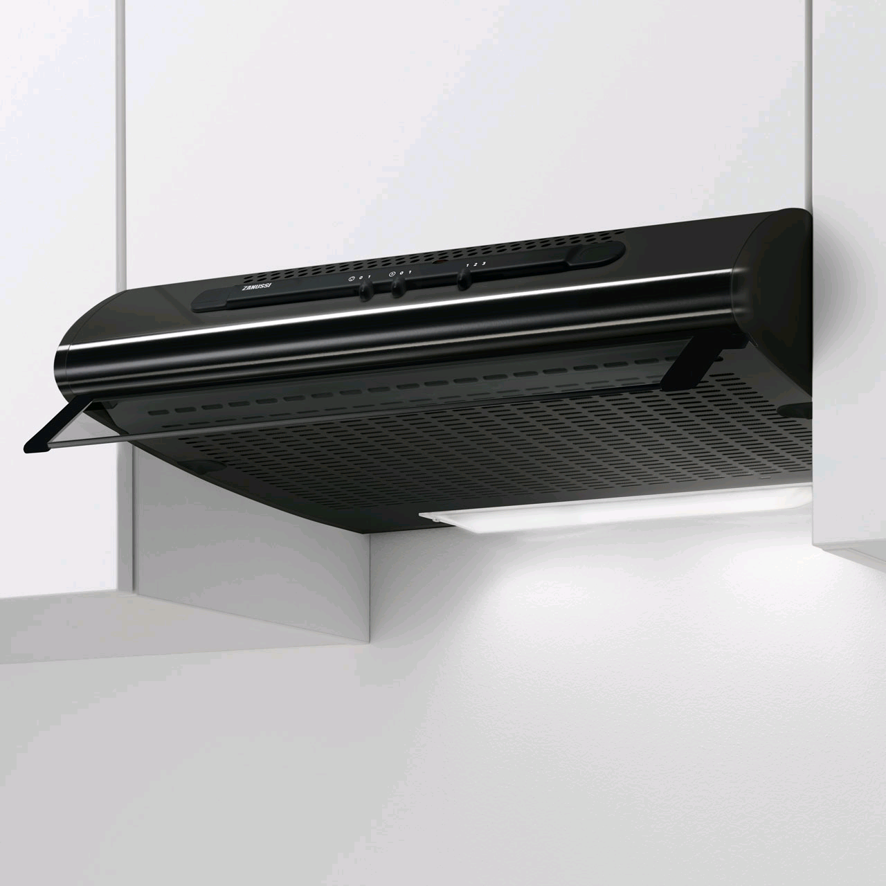 Zanussi Visor 60cm  Cooker Hood 3 Speed