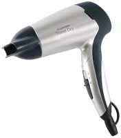 Lloytron Travel Hair Dryer 1200Watts Dual Voltage 2Speed