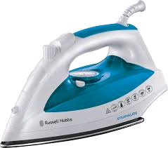 Russell Hobbs Steam Iron 2400w Stainless Soleplate