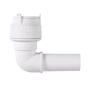Polypipe PolyFit Spigot Elbow 22mm