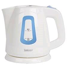Igenix White Cordless Kettle 1Ltr 2.2Kw Rapid Boil