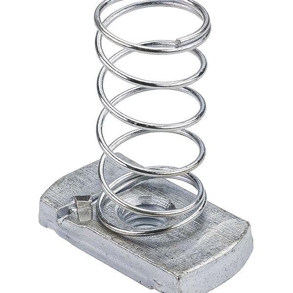 M8L Long Spring Nut/Channel Nut Zebs