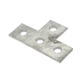 Unistrut Flat T Bracket (90 x 138mm)