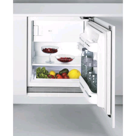 Indesit Integrated Built Under Fridge With Icebox  H81.5 W58 D54.5 A+