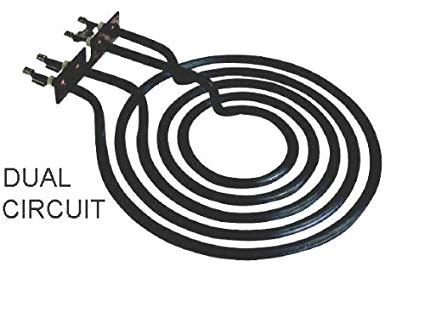 """7"""" Dual Circuit Cooker Ring"""