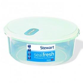 STEWART 1362008 SEALFRESH ROUND CAKE STORER 3LTR