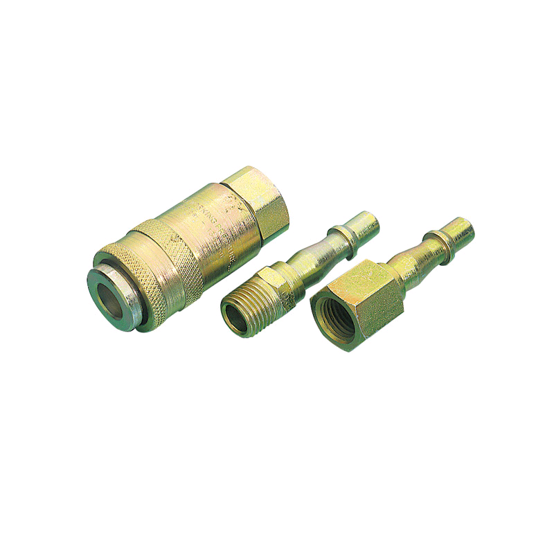 "Draper Air Line Coupling Set ¼"" BSP"