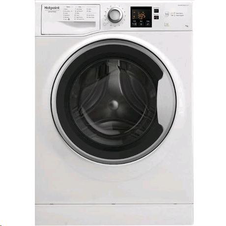 Hotpoint NSWE743UWS Washing Machine 7kg 1400 Spin Speed