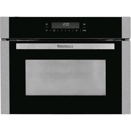 Blomberg Built-In Combination Microwave in Stainless Steel