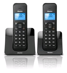Binatone Twin Cordless Phone with Answer Machine