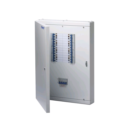 Chint 18 Way 3 Phase Dist.Board includes NXDB-125 Incomer