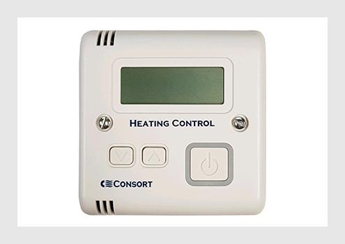 Consort Wireless Control Run-Back Timer + Adjustable Stat