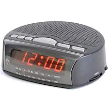 Lloytron Daybreak Alarm Clock(LY2006)
