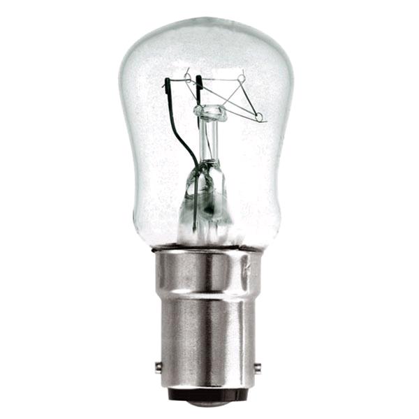 Lamp Appliance 15w SBC Clear