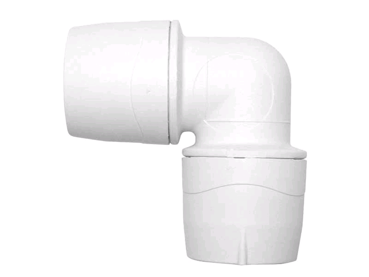 Polypipe PolyMax 28mm Elbow