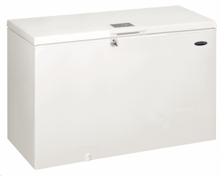 Iceking Chest Freezer 432L H91.6 x W140.5 x D69.8