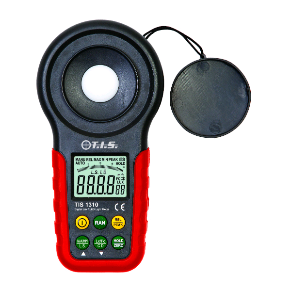 TIS LED Light Level Meter