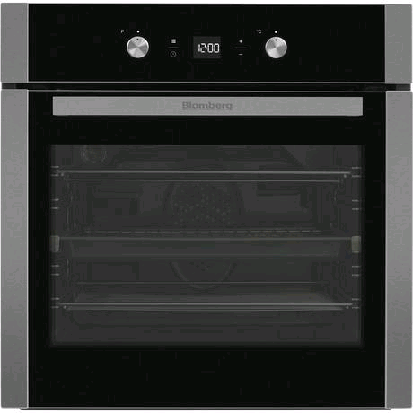 Blomberg Built-In Electric Single Oven Stainless Steel