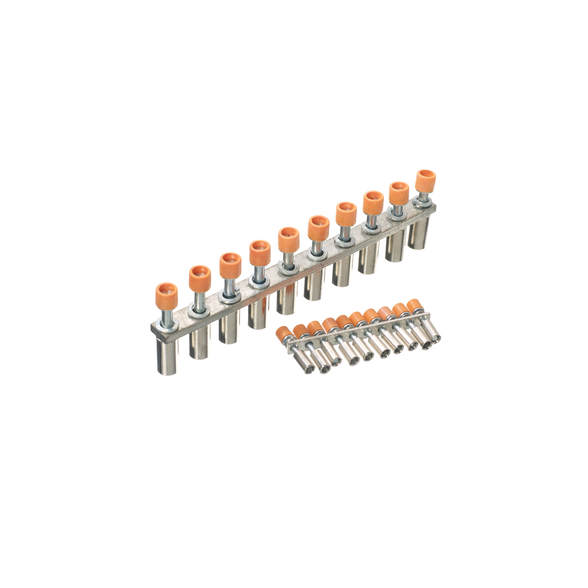 Europa 10 Way Insulated Pre-Assembled Shorting Link 2.5mm²