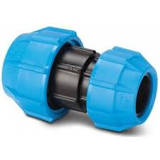Polypipe Reducing Coupler 32mm x 25mm (for MDPE)