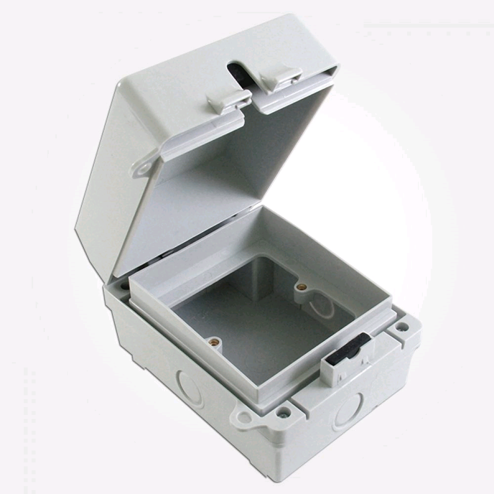 Eterna Single IP65 Accessory Box