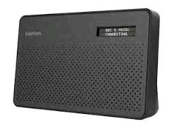 Goodmans DAB & FM Radio LCD Display