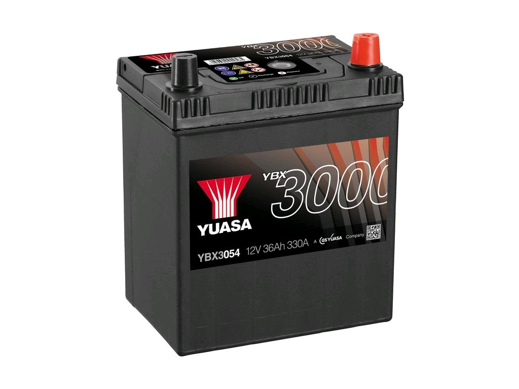 Yausa 12V 40AH 330A SMF Battery
