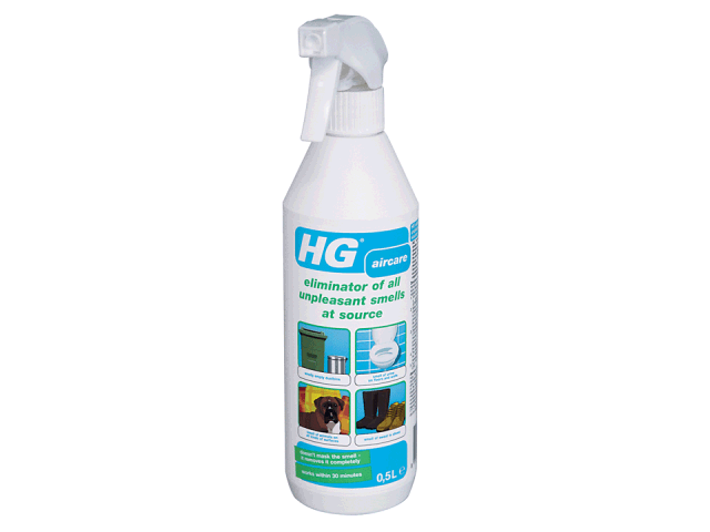 HG 441050106 Eliminator of All Smells At Source 0.5L
