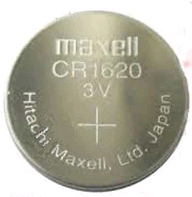 Maxell Battery Lithium