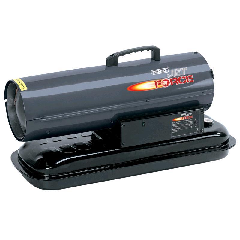 Draper Diesel Heater 13kW/45KBTU