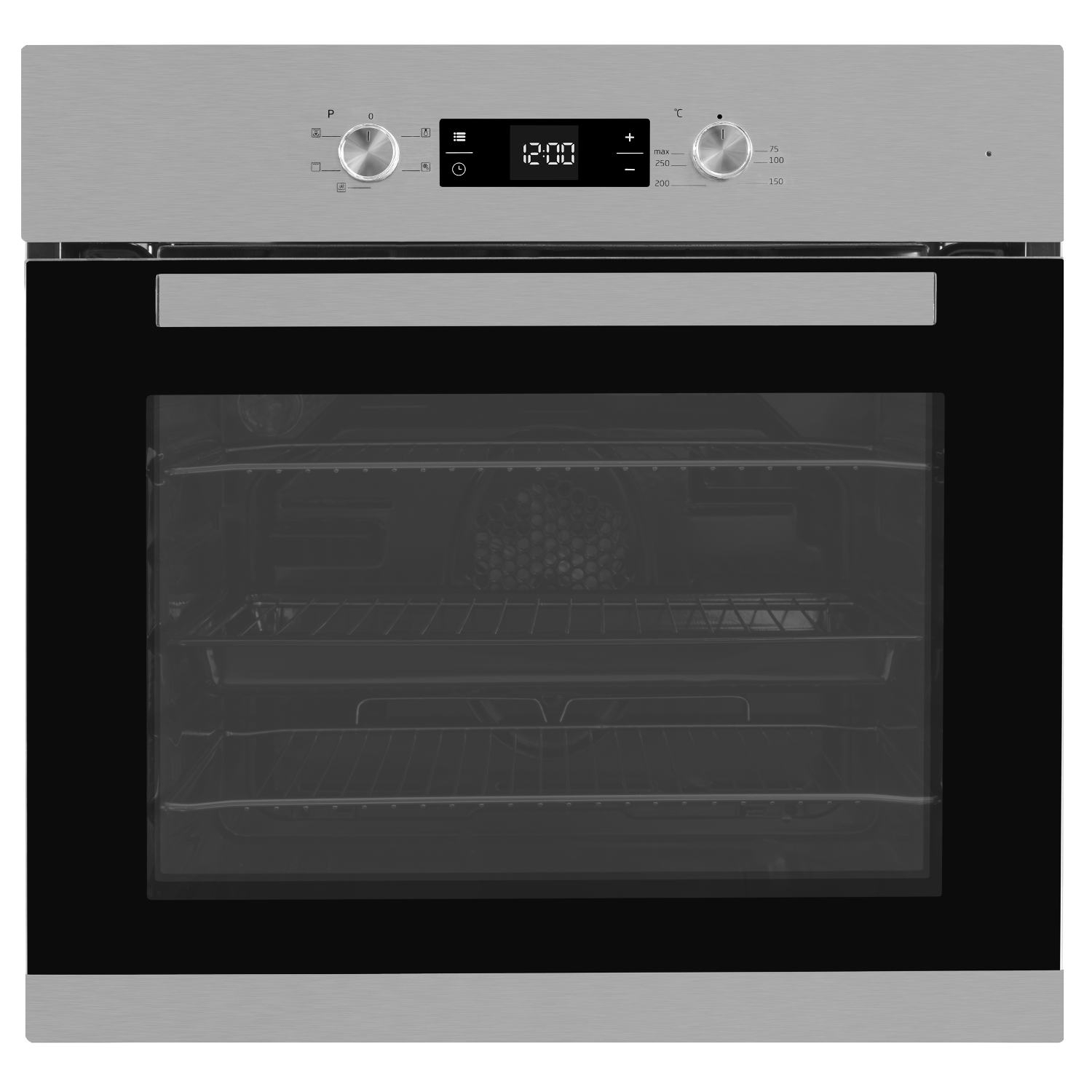 Beko Built In Single Oven in Stainless Steel 2 Year Warranty