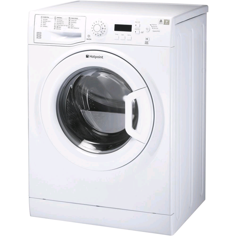 Hotpoint Washing Machine 9kg 1400 Spin Washing Machine - White - A+++ Rated