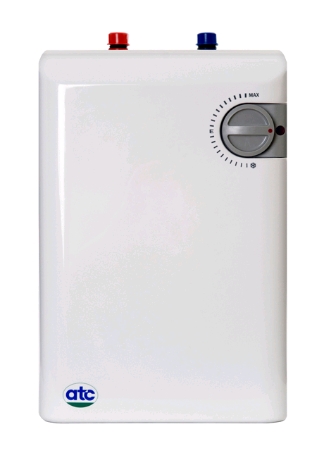 ATC Unvented Undersink Water Heater 10Ltr