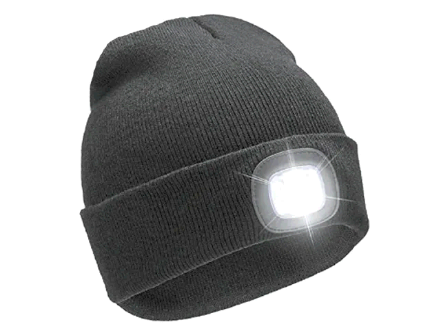 OTTERDENE 4660504 Hat With Rechargeable Light AH694