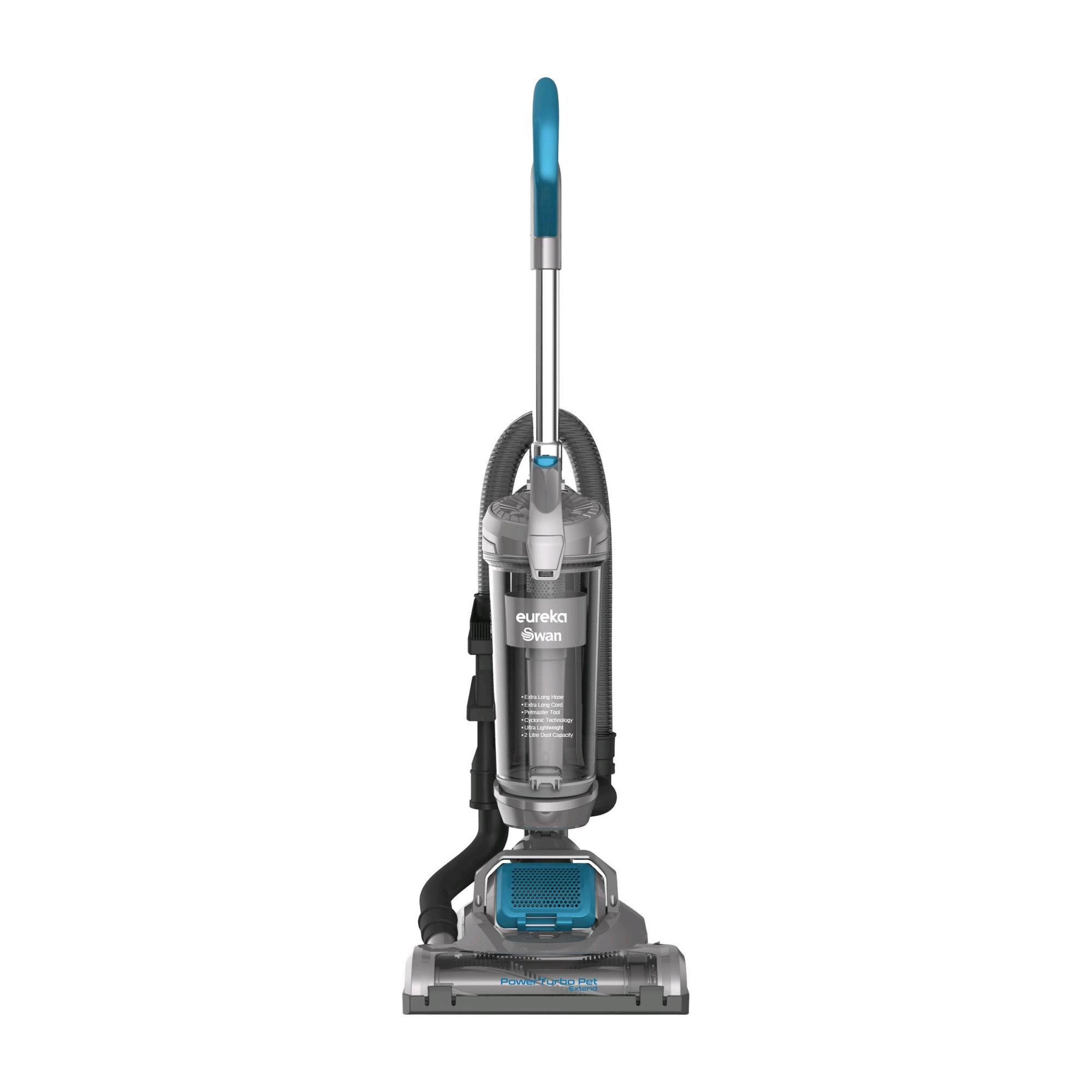 Swan Eureka Power Turbo Pet Extended Upright Vacuum