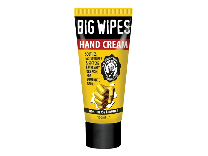 Bigwipes Hand Cream 100ml