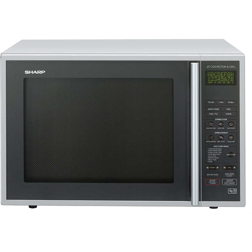Sharp 40L Combination Micro 900w M/W 1400w Grill + Oven