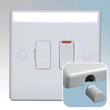 BG 13a Switched and Fused Spur with Flex Outlet