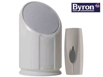 Byron 0891312 Extra Loud Door Chime Kit 100m BY301
