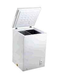 ICEKING 100L Chest Freezer WHITE