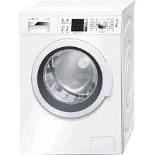 Bosch Washing Machine 8KG 1400 Spin Eco Silence Drive