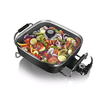 Tower Electric Frying Pan 30cm Ceramic Surface