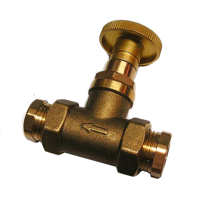 Fusible Head Fire Valve 10mm or 3/8""