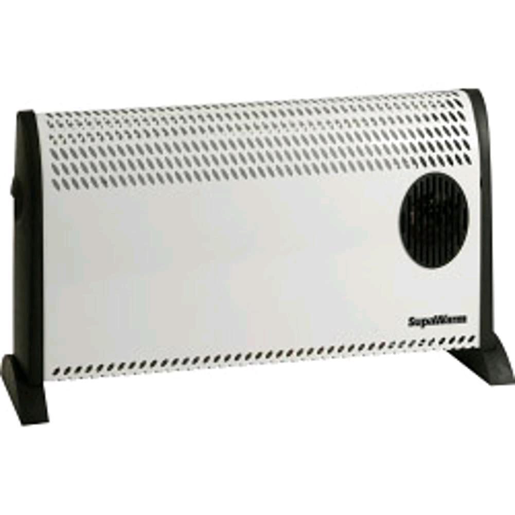 Dencon 3kW Convector Heater + Fan Boost