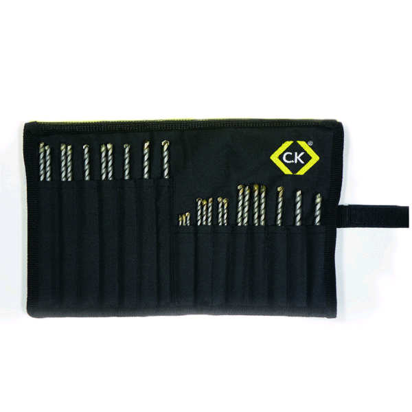 CK Masonry Drill Bit Set of 25